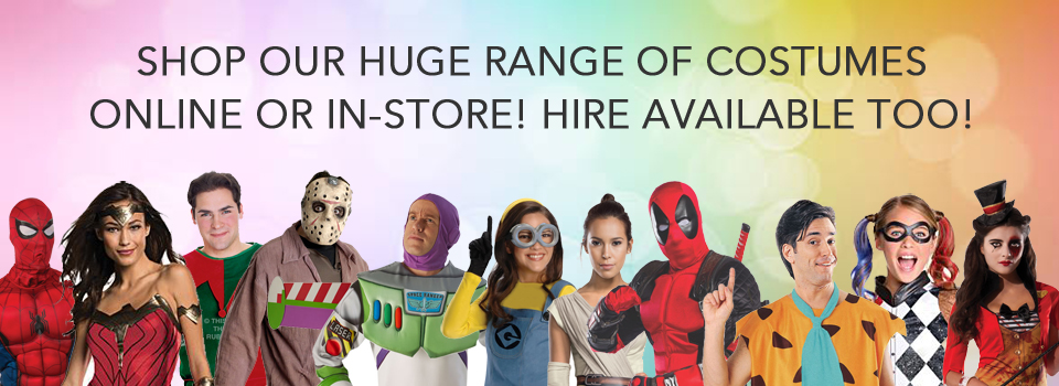 Costume Hire Adelaide