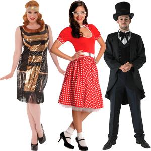 Vintage Costumes Adelaide